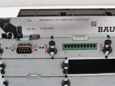 Baumüller BM4466-FI1-01744R03-S01-03-E03-SET + ENC-03 ; ENC-02 ; DI0-01 ; AIO-02 – Bild 2