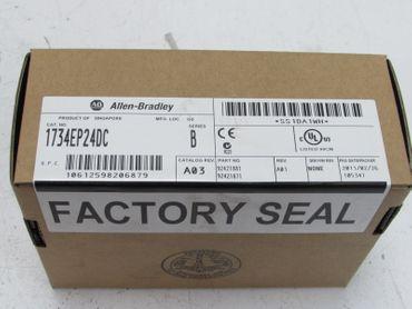 Allen Bradley 1734EP24DC SER. B  Part.No. 92421881 / 92421871 unused seald OVP – Bild 3