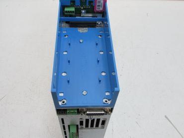 Stöber Posidyn Servo Drive SDS5075A/L 11kVA 15,8A 7,5kW + CAN5000 unused OVP  – Bild 6