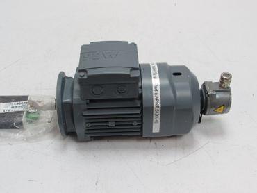SEW Eurodrive DFR63M4/BR/TF/EH1S Servomotor 0,96A 1320 r/min + Encoder unbenutzt – Bild 2