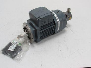 SEW Eurodrive DFR63M4/BR/TF/EH1S Servomotor 0,96A 1320 r/min + Encoder unbenutzt – Bild 1