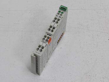 WAGO 750-467 2-Kanal Analog Eingangsklemme Top Zustand – Bild 1