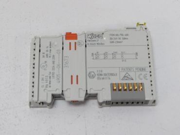 Wago 750-400 Digitale Eingangsklemme 2DI 24V DC 3ms Top Zustand – Bild 2