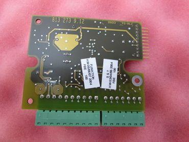 SEW Eurodrive 8223211.13 Optionskarte 813 273 9.12 unused  – Bild 3