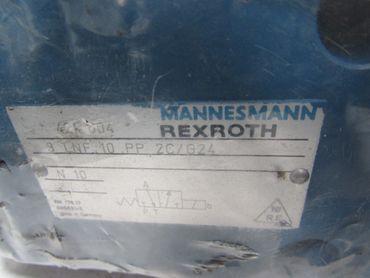 Mannesmann Rexroth 3 LNF 10 PP 2C/G24 *421 604* unbenutzt – Bild 2