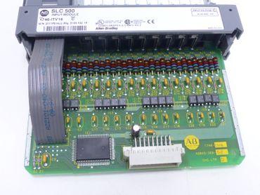 Allen Bradley SLC 500 1746-ITV16 INPUT Module SER. C Neuwertig – Bild 8