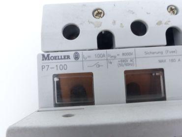 Moeller Lasttrennschalter P7-100 DA0V-NZM7 – Bild 3