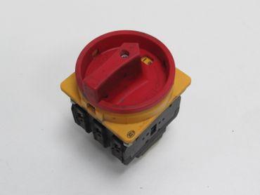Klöckner Moeller P3-63 6000 V Hauptschalter Lasttrennschalter – Bild 1