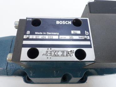 Bosch 0 811 404 033 max 315 bar + 0 811 404 222 Wegeventil max 315 bar  – Bild 6