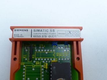 Siemens Simatic S5 6ES5 375-0LC11 & 6ES5 375-0LA15 Top Zustand – Bild 3