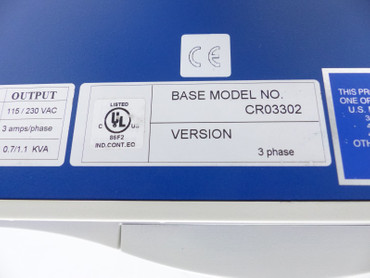 Kollmorgen Servostar CD CR03302 230VAC 1,1 KVA 3 amps/phase Top Zustand – Bild 5