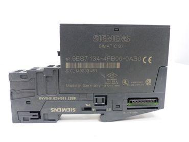 Siemens 6ES7 134-4FB00-0AB0 + 193-4CB10-0AA0 Top Zustand – Bild 2