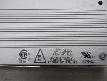 KOCH BWD500072  Bremswiderstand für Frequenzumrichter 200 W 850 VDC 72 Ohm – Bild 3