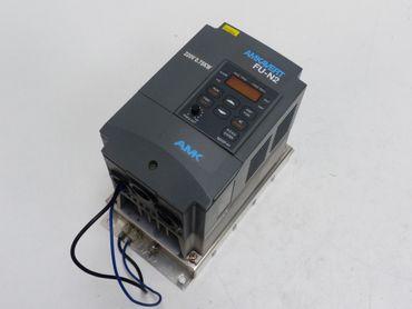 AMK Amkavert FU-N2 E-2007 230V 0,75kw 1,7kVA 220-204V Top Zustand