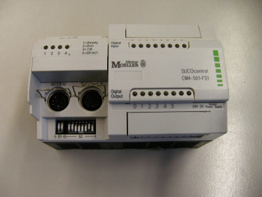 Moeller  CM4 CM4-501-FS1 Modem Interface Neuwertig