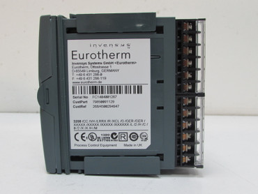 EUROTHERM	3208 Temperaturregler CustPart 79850091129 UNUSED OVP – Bild 6