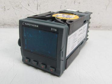 EUROTHERM 2116 Termperaturregler Controller NEU – Bild 1