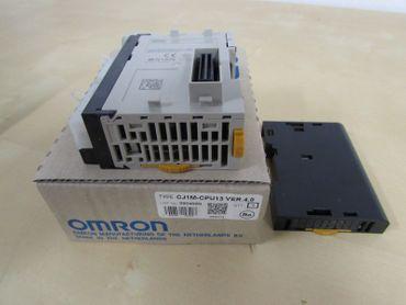 Omron  CPU UNIT  CJ1M-CPU13 VER.4.0  NEU OVP – Bild 1