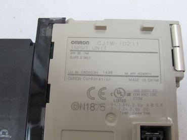 Omron CJ1W-ID211 Input Unit ID211 neuwertig Top Zustand – Bild 5