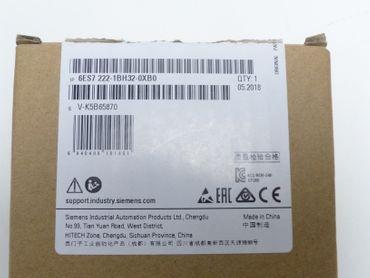 SiemensS7-12006ES7 222-1BH32-0XB0 Digital Output Module DO16x24VDC FS:02 OVP – Bild 6