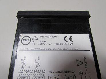 PMA 9407 963 20001 Messgerät Temperaturregler – Bild 3