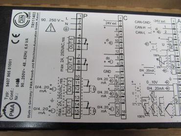 PMA 9407 965 01001 Messgerät Temperaturregler Neuwertig – Bild 3