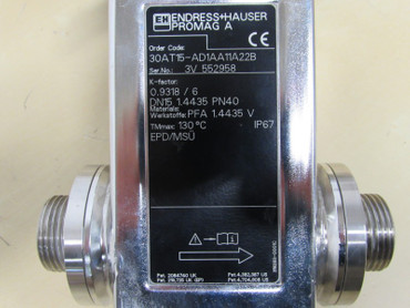 Endress+Hauser 30AT15-AD1AA11A22B Promag 30A – Bild 2