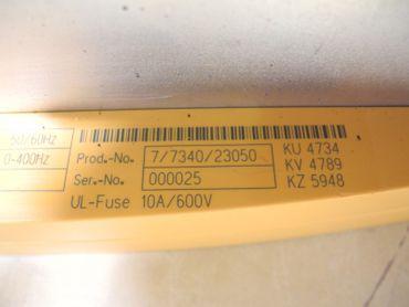 ALSTOM Cegelec Converteam Alspa MV1000 ALSPA MV 1007 400V 7,0A 3kW Drive – Bild 4