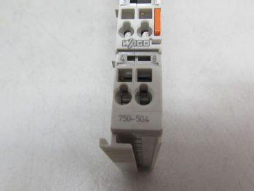 Wago I/O 750-504 4 DO 24V DC 0.5A Modul NEU – Bild 4