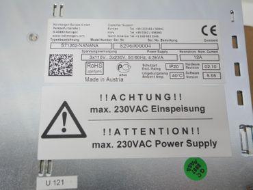 Kollmorgen Servo Drive S712 S71262-NANANA 12A 3x230V 4.3kVA unbenutzt OVP – Bild 3