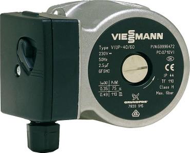Viessmann Pumpenmotor 7820915 | Vitopend 200W | 18/24kW | Grundfos UP40/60