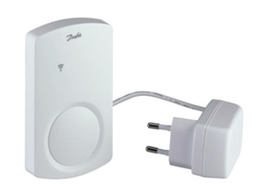 Danfoss  Signalverstärker CF-RU | Nr. 088U0230 | Link | Living Connect | 230V