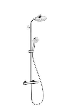 Hansgrohe Crometta 160 1jet Showerpipe 27264400 – Bild 1