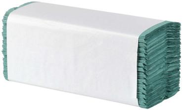 CWS Faltpapier Basic Recycling grün, 1-lagig Nr. 276200