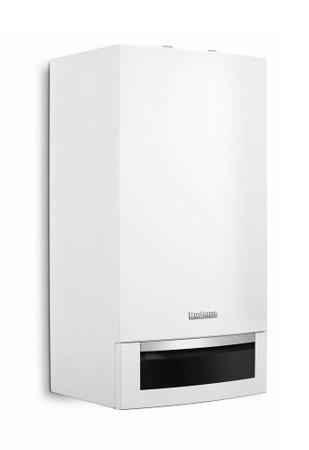 Buderus Logaplus W22, Logamax plus GB172 14 kW Gas-Brennwert-Heizkessel im Paket 7739601250, Logamatic RC310, Logalux S120/5W Warmwasserspeicher, Erdgas LL, Zubehör – Bild 3