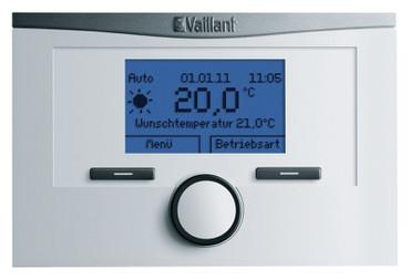 Vaillant atmoTEC plus VCW 224/4-5 24 kW Gas-Heizwert-Kombigerät im Paket 0020219697, calorMATIC 350, Anschlusszubehör, Erdgas E – Bild 3
