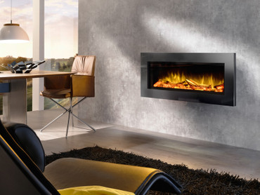 Wodtke Elektrokamin feel the flame No.1 prime black – Bild 1