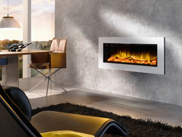 Wodtke Elektrokamin feel the flame No.1 prime white – Bild 1