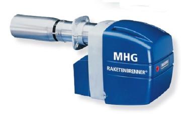 MHG Raketenbrenner einstufig 15-19 kW | Typ RE1.19 | 95.20100-0540 Blaubrenner