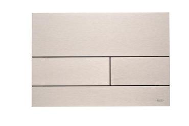 TECE Square II Betätigungsplatte 9240830 | Metall Edelstahl gebürstet |220x150mm – Bild 1