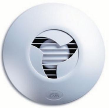 Airflow Lüfter | Icon 60 weiß | Nr. 72002 | Volumenstrom 260cbm/h