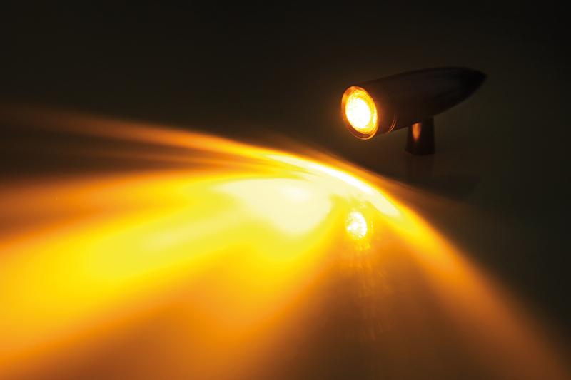 HIGHSIDER LED-Blinker MONO BULLET – Bild 1