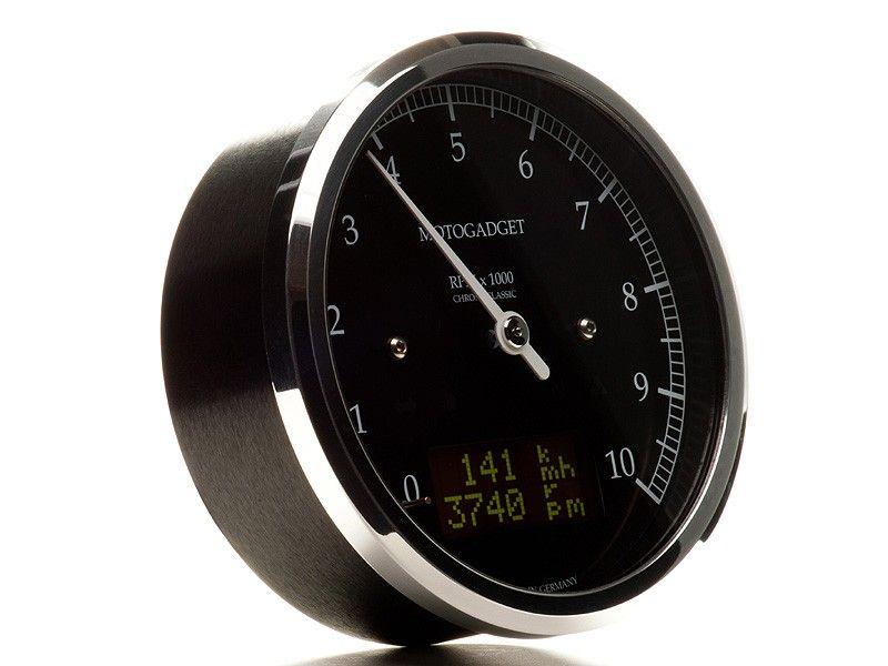 Chronoclassic Drehzahlmesser 0-10.000 RPM – Bild 2