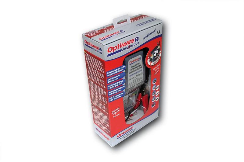 Batterieladegerät Optimate  6 – Bild 2