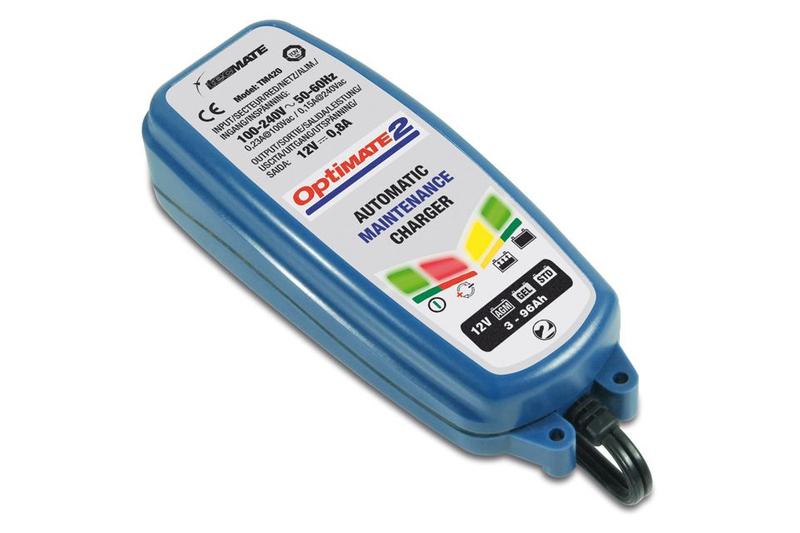 Batterieladegerät Optimate 2 – Bild 2