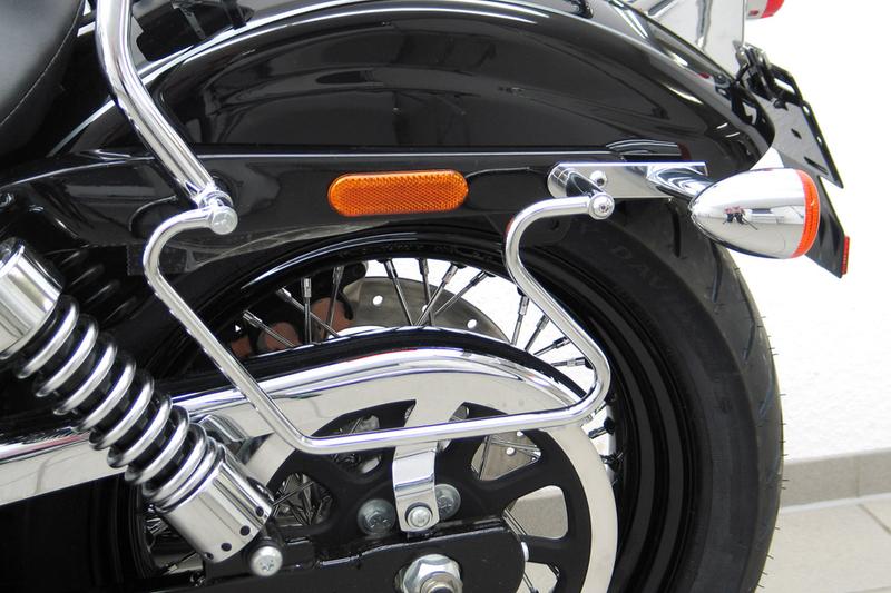 Packtaschenbügel HD Dyna Wide Glide Bj.10