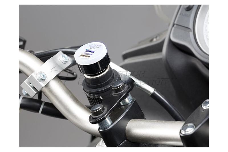 USB-Doppel-Ladebuchse für Zigarettenanzünder 12 V. – Bild 2