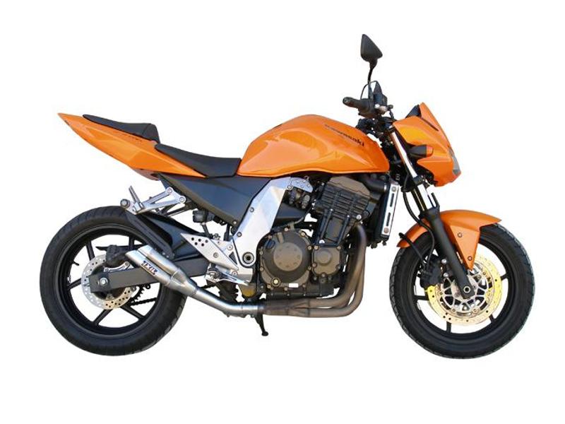 IXIL Racing-Hyperlow-Z 750, 04-06, Dualexit o Zulassung n StVO
