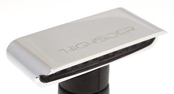HIGHSIDER LED-Blinker STRIPE mit Universal Alu-Gehäuse 001