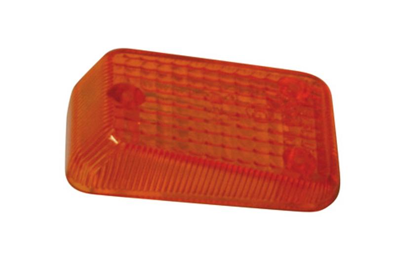Blinkerglas für Mini-Blinker 203-011 bis 203-039, gelb, E-geprüft